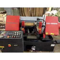 IRON-CUT CH-280HA (GZ4028) Колонный автоматический ленточнопильный станок IRON-CUT Автоматические Ленточнопильные станки