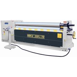 Sahinler. Серия MRM-S Электромеханические вальцы Sahinler Электромеханические Вальцы для металла