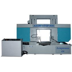 Аллигатор 900 Ленточно-пильный станок колонный полуавтоматический АСЗ Полуавтоматические Ленточнопильные станки