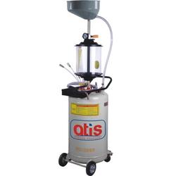 Atis HC 2097 Вакуумная установка для маслозамены через щупы со сливной воронкой и предкамерой, 80л. Atis Слив и замена масла Замена жидкостей