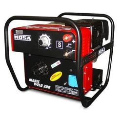 MOSA MAGIC WELD 200 YD Генератор сварочный дизельный Mosa Дизельные Сварочные генераторы